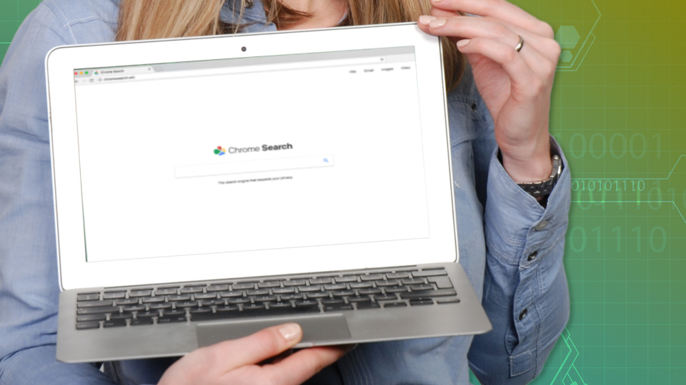 Chromesearch.win browser hijacker impersonates Google Chrome
