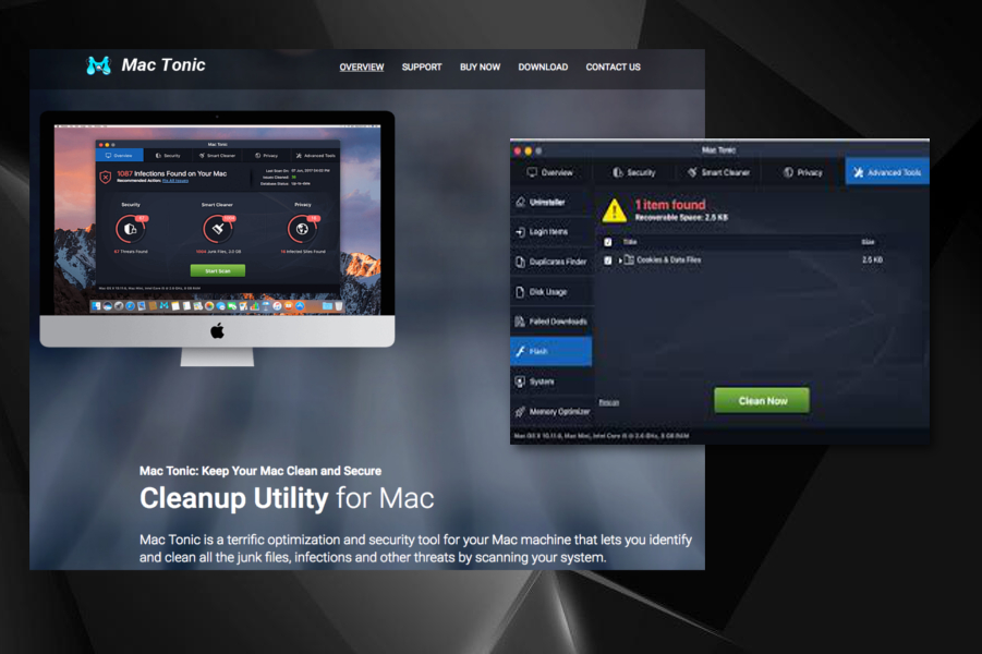 Mac Tonic developers find new ways to distribute rogue optimization tool