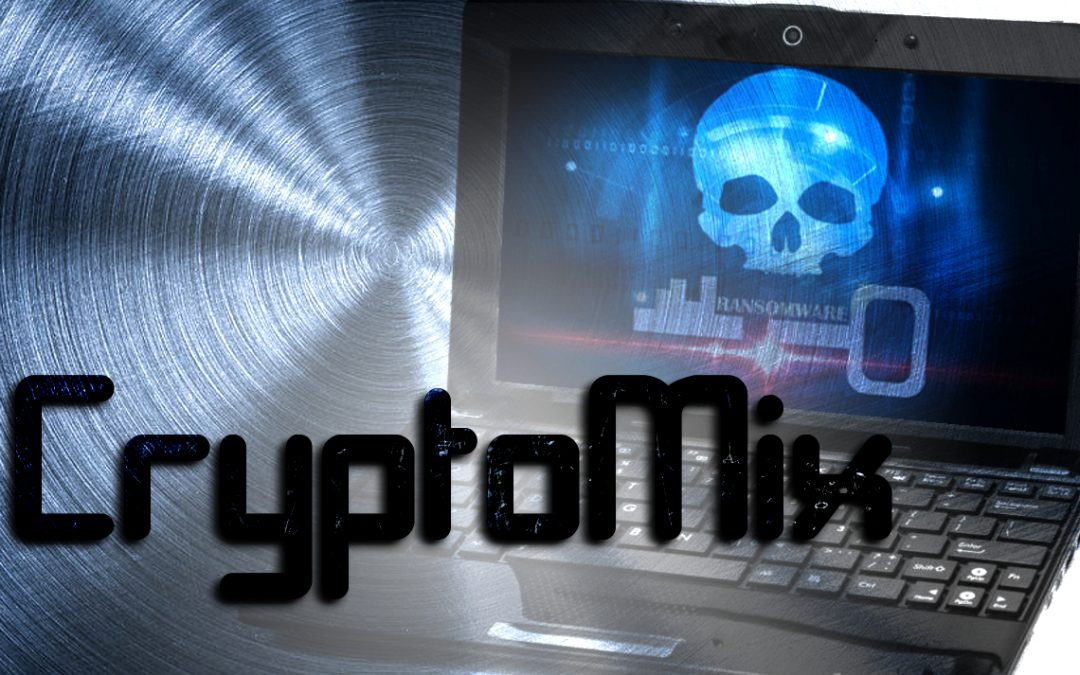 CryptoMix virus' authors release three new versions – Zayka, Noob, and CK ransomware