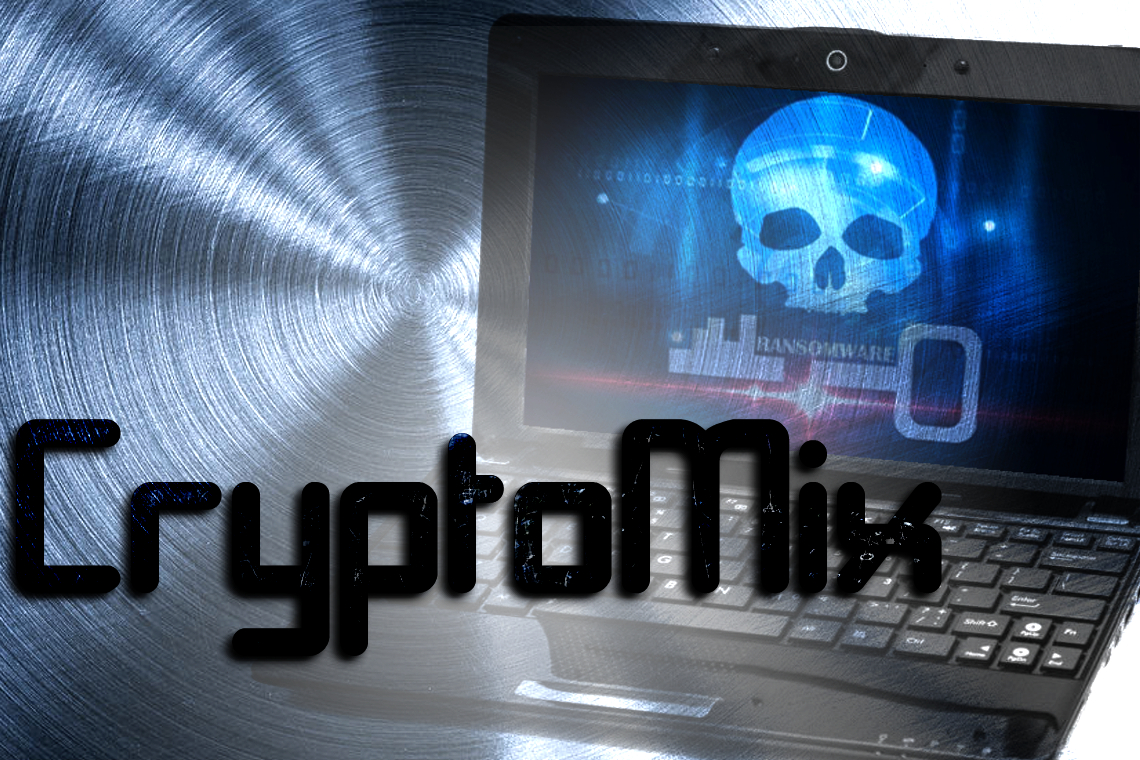 Cryptomix ransomware is on a rise
