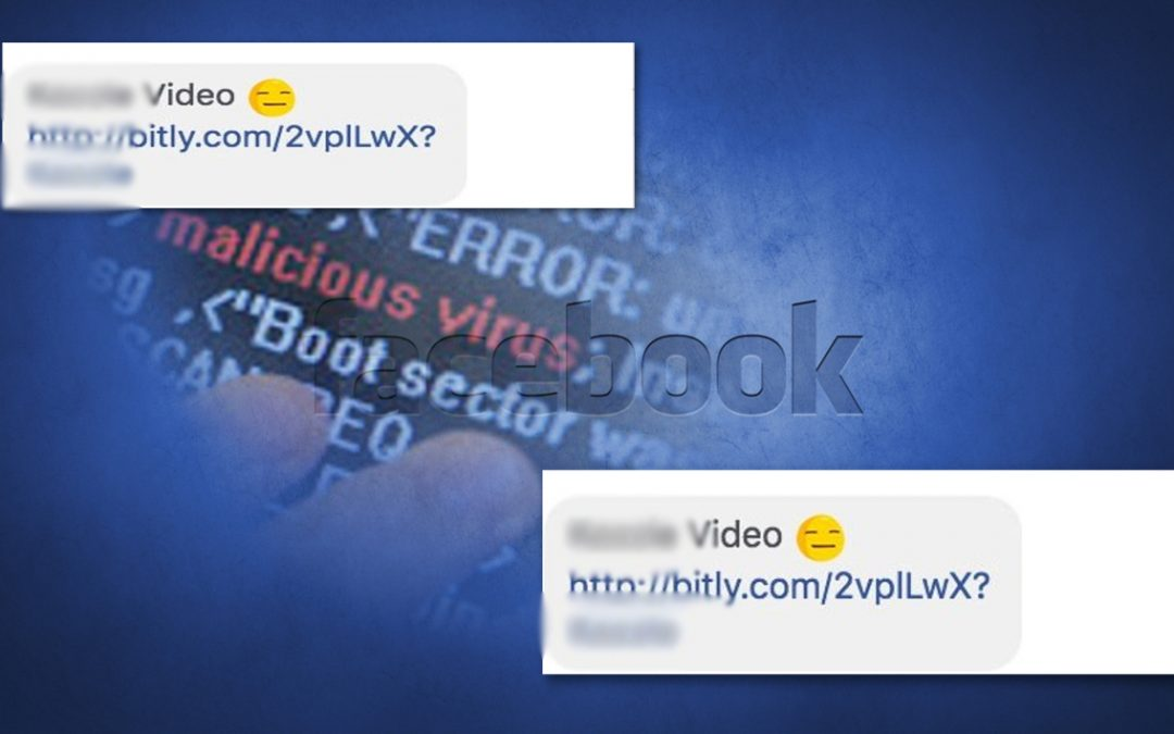 It is That Time of the Year! Facebook Message Virus Starts Terrorizing Users Again