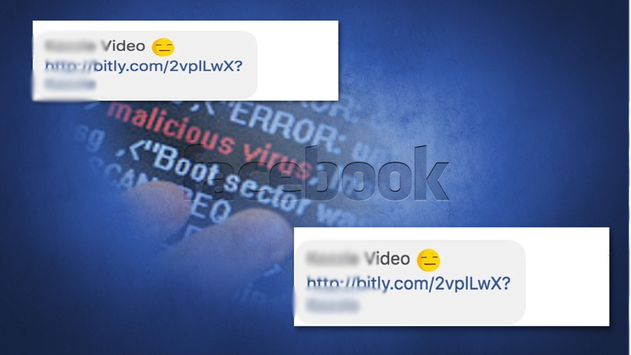 It is That Time of the Year! Facebook Message Virus Starts Terrorizing Users Again snapshot