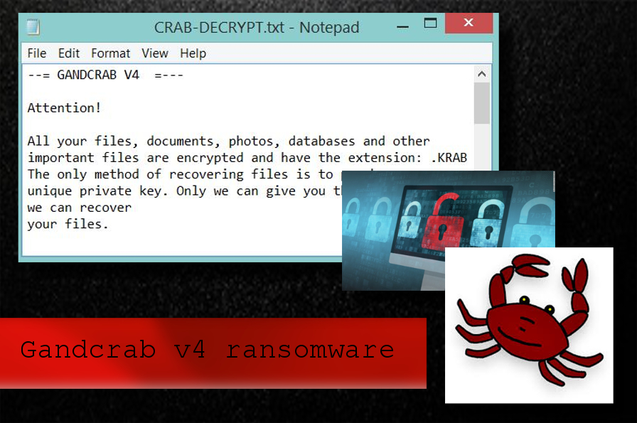 The return of Gandcrab 4 ransomware reminds us that Gandcrab is still active