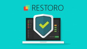 Restoro system repair tool helps people to avoid cyber infections