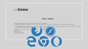 Weknow.ac: the browser hijacker that continually changes